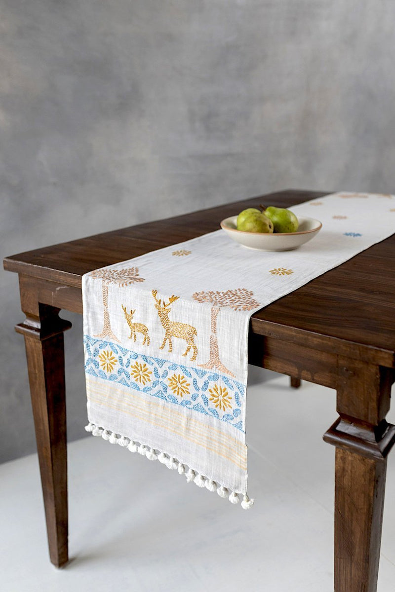 Hygge - Table Runner - Veaves