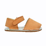 Tan Nubuck Soft Sole