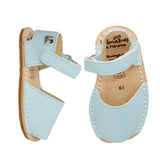 Powder Blue Soft-sole