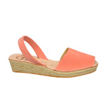 Sample Sale Coralie Low Espadrille Wedge size 35