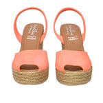 MINOR FAULTS Coralie High Espadrille Wedge
