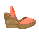 Coralie High Espadrille Wedge