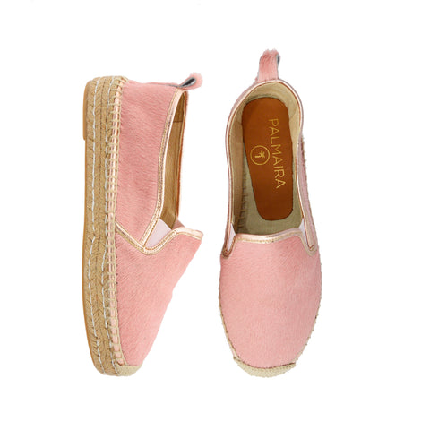 Candy Ponyskin Espadrille SIZES 35, 36 & 41