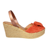Cici Mid Height Wedge