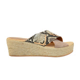 Chloe Mid Height Wedge