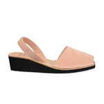 Nenuco Low Black Wedge