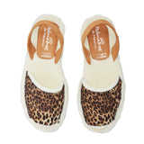 Sample Sale Leopard Print Palmaira Snug