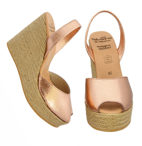 Minor faults Rosie Espadrille Wedge
