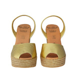 Goldie Espadrille Wedge