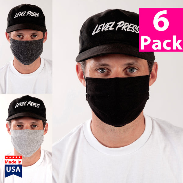 Daily Face Cover 6-Pack (MIXED)