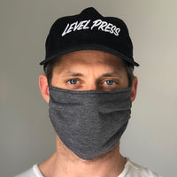 Daily Face Cover 10-Pack (CHARCOAL)