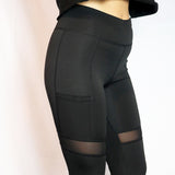 Get It - Work Out Pants - Black