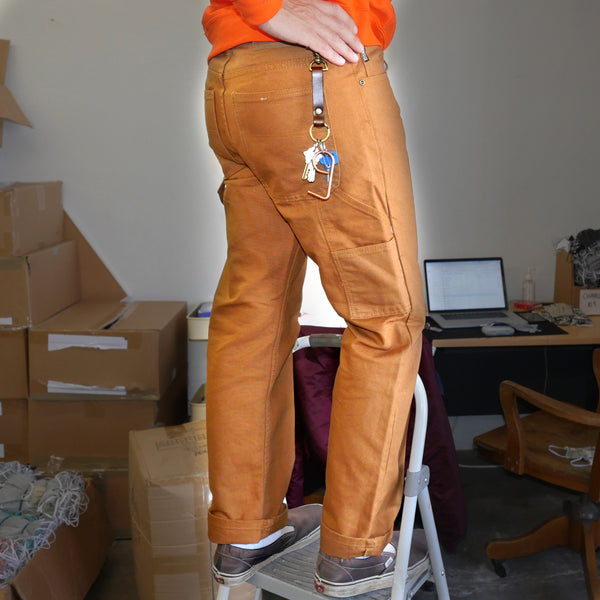Heavy duty Carpenter Pants - Brown