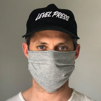 Daily Face Cover 10-Pack (GREY)