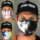 Daily Face Cover 5-Pack (Mystery Mixed Tie Dye)