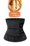 Black Slimming Shaper Waist Trainer