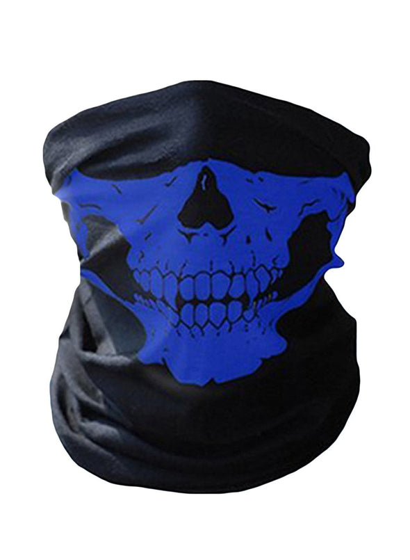 Unisex Bandanas Neck Gaiter Dust and Sun UV Protection Unisex Dustproof Bandanas Multifunctional Neck Gaiter