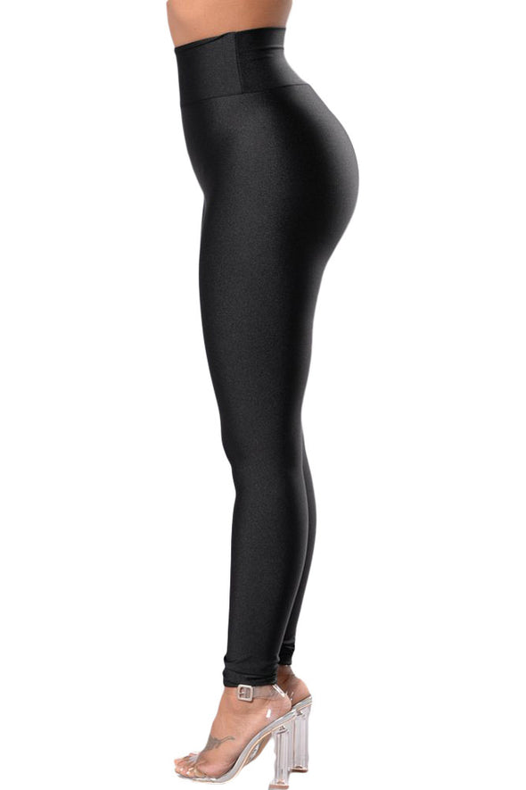 Women's High Rise Tight Leggings with Waist Cincher