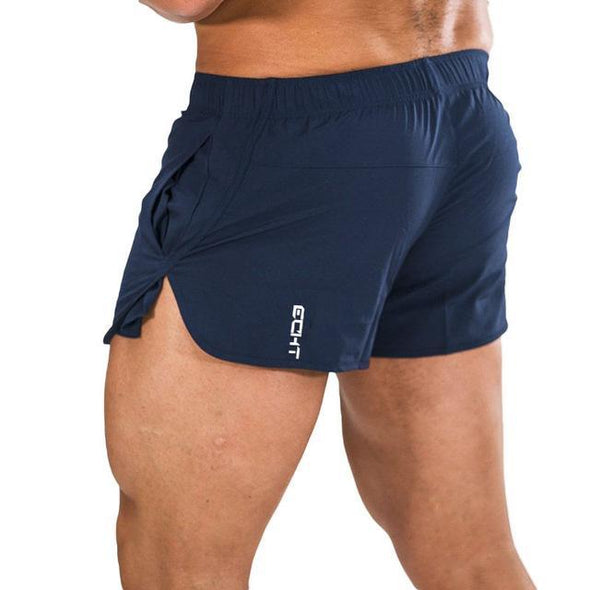 Mens Fitness Shorts - Quick Dry