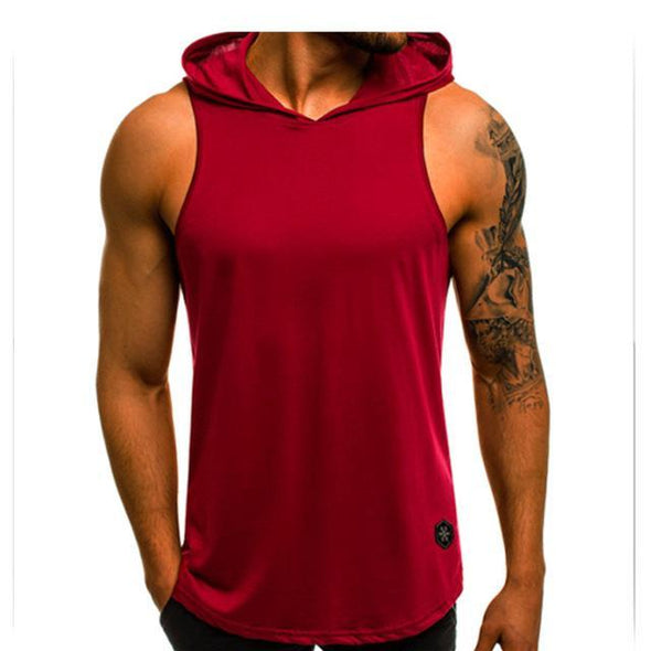 Hooded Tank Top - Influencer