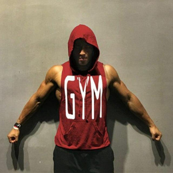 Hooded Tank Top