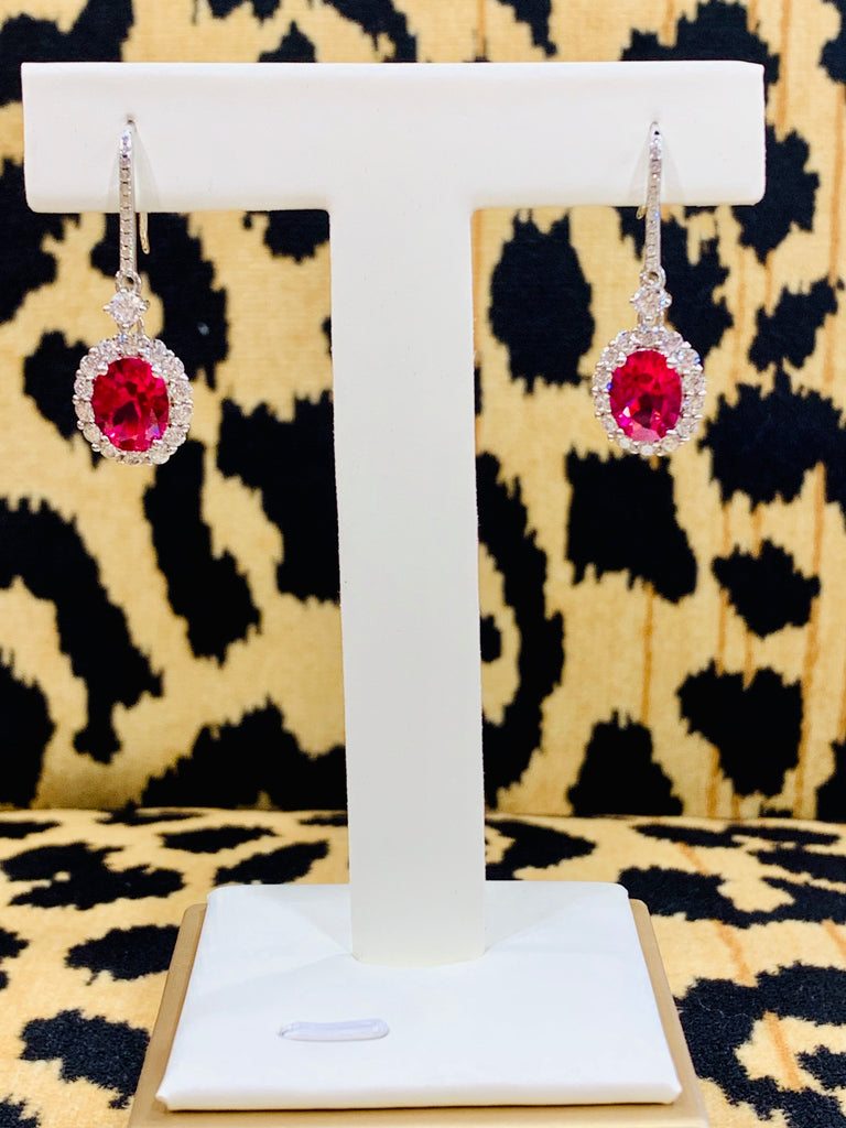Princess Celosia Earrings - THE VILLAGE JEWELER