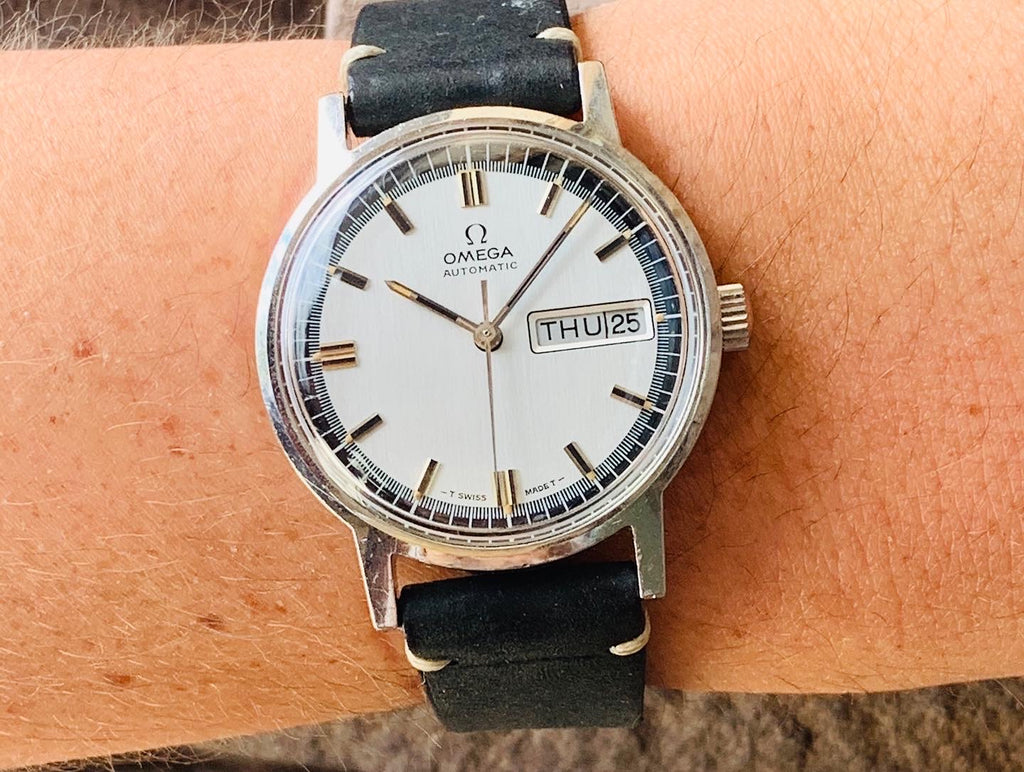 Vintage Omega Day-Date - THE VILLAGE JEWELER