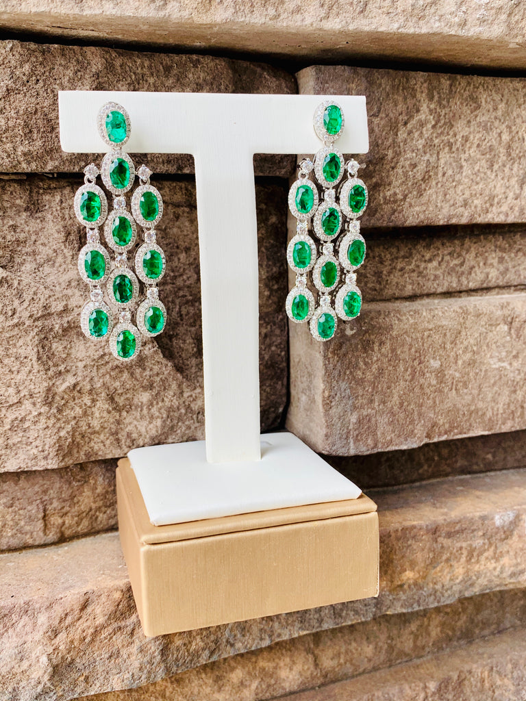 Viscountess Velika Drop Earrings - TVJGNV