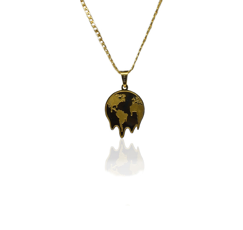 Melting World (Gold)