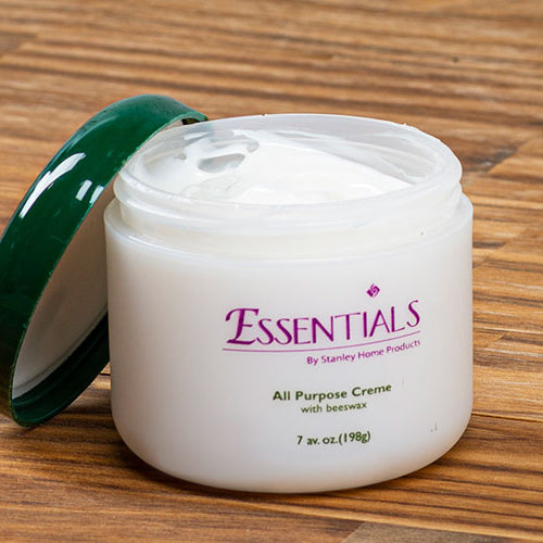 Essentials All-Purpose Cream, Emollient Rich Beeswax Lotion, Nourish & Hydrate