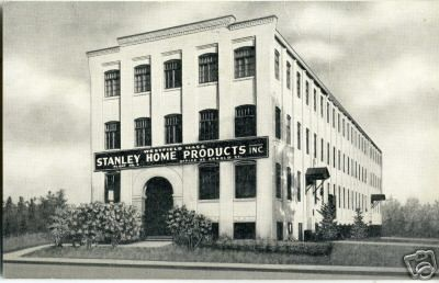 Stanley Home Products Building