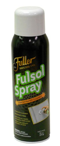 Fulsol Spray - Heavy Duty Multi - Surface Degreasing Spray - Fresh lemon Scent
