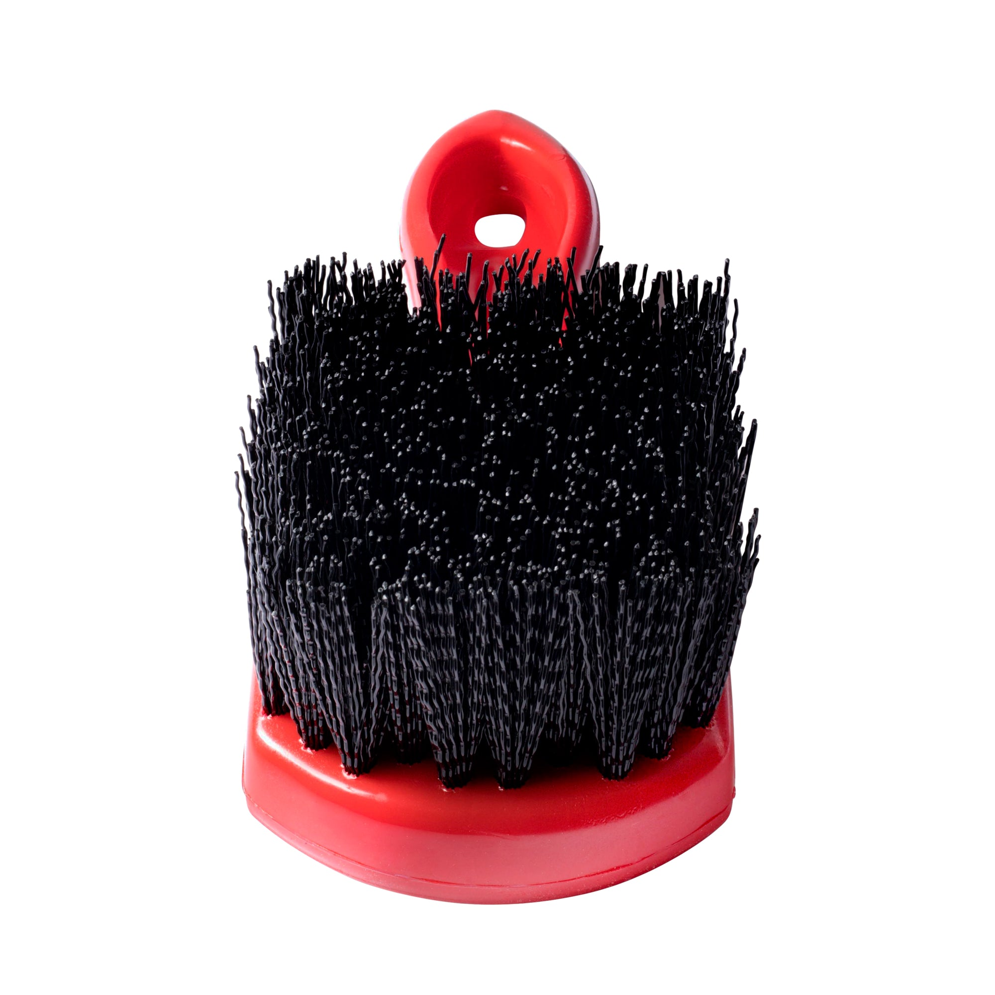 Barbecue Grill Brush W/ Nylon Bristles - Safe for Ceramic, Porcelain, Teflon, Non-Stick Grills