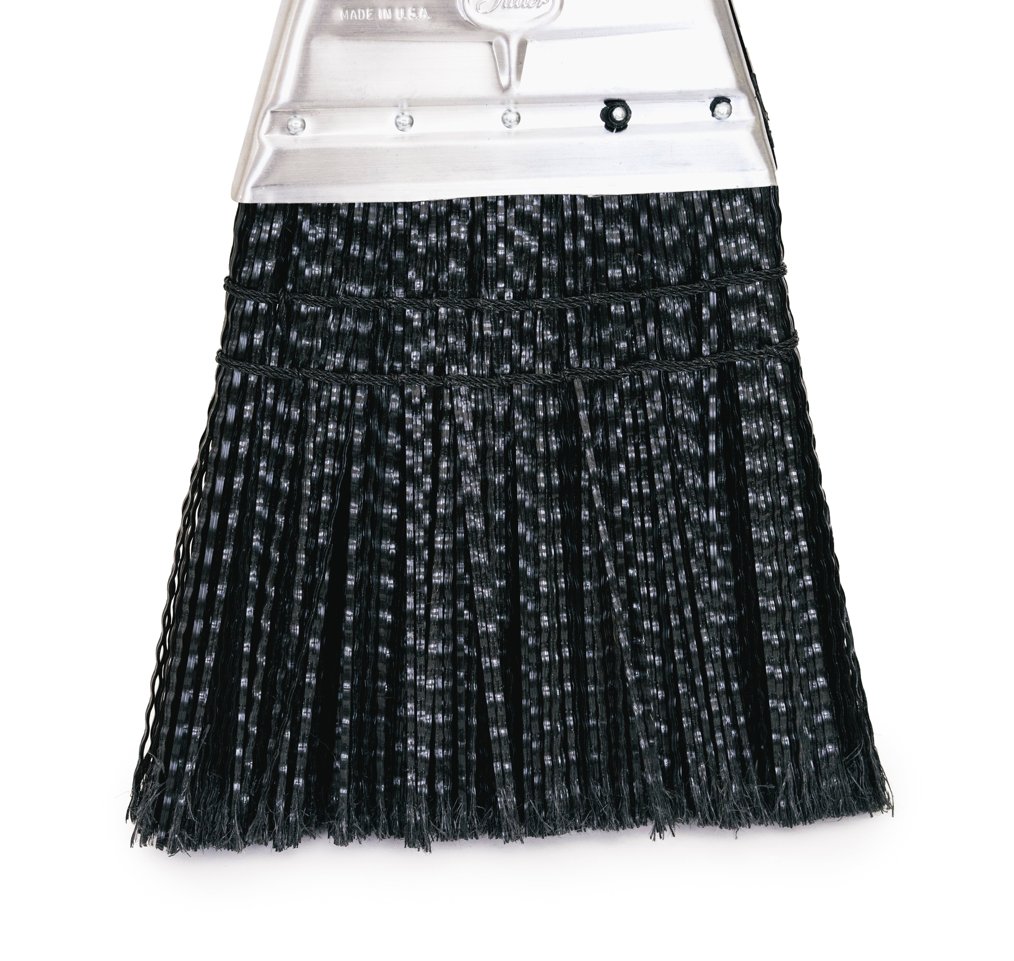 Household Broom With Long lasting Polypropylene Bristles Indoor/Outdoor