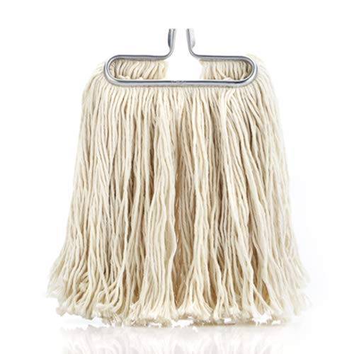 Wet Mop Replacement Head – Absorbent & Professional Quality Cotton Yarn Floor Cleaner