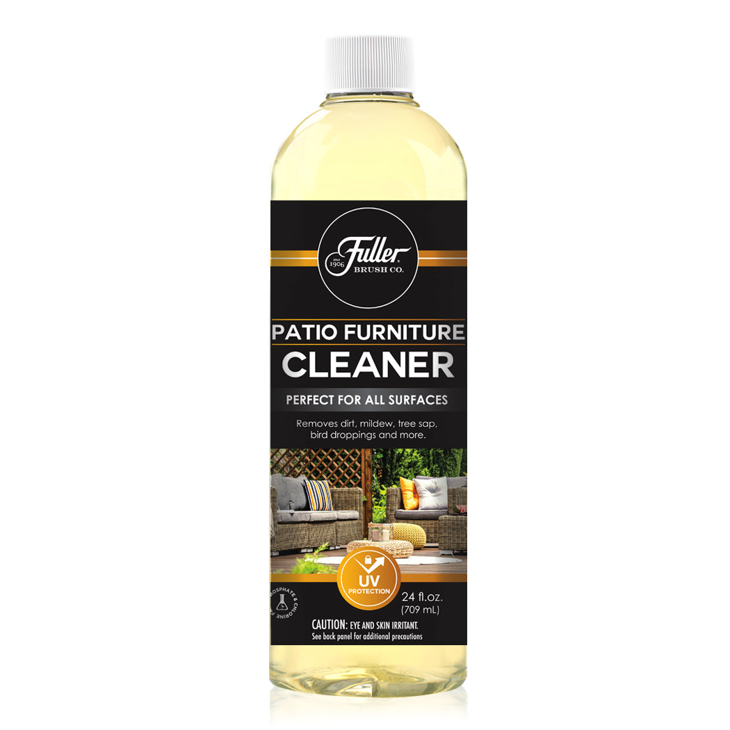 Patio Furniture Cleaner For All Surface Outdoor Cleaning Refill Bottle