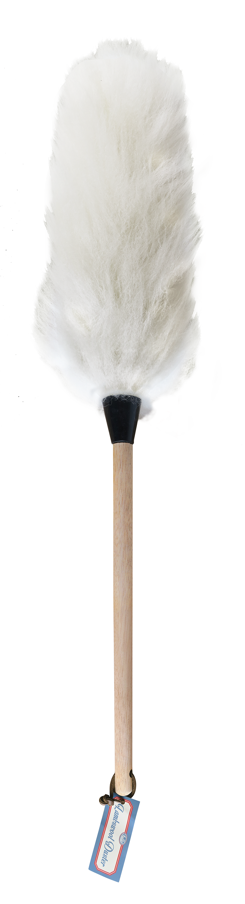 Lambswool Australian Lambswool Duster  w/ Long Wooden Handle