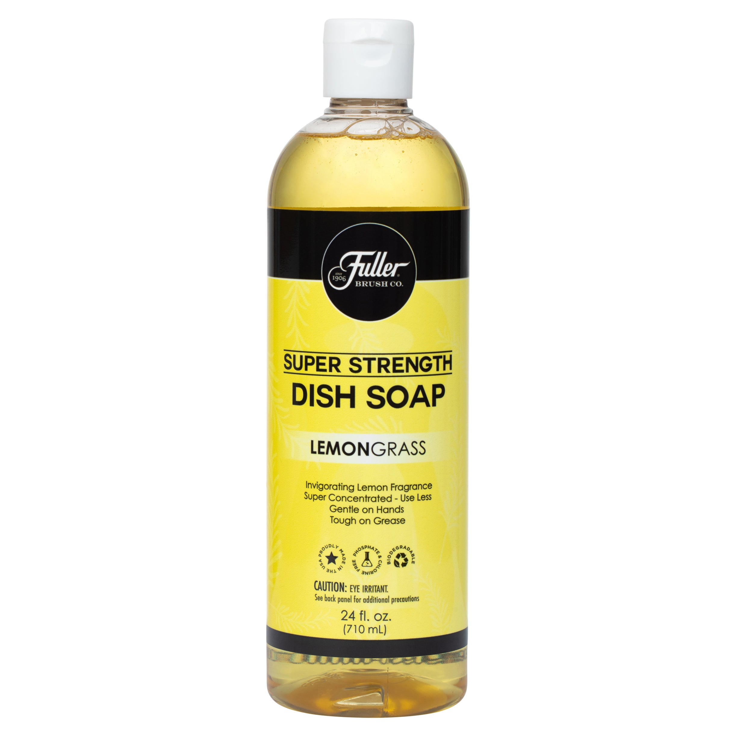 Dish Soap Super Strength – Refreshing Lemongrass Scent