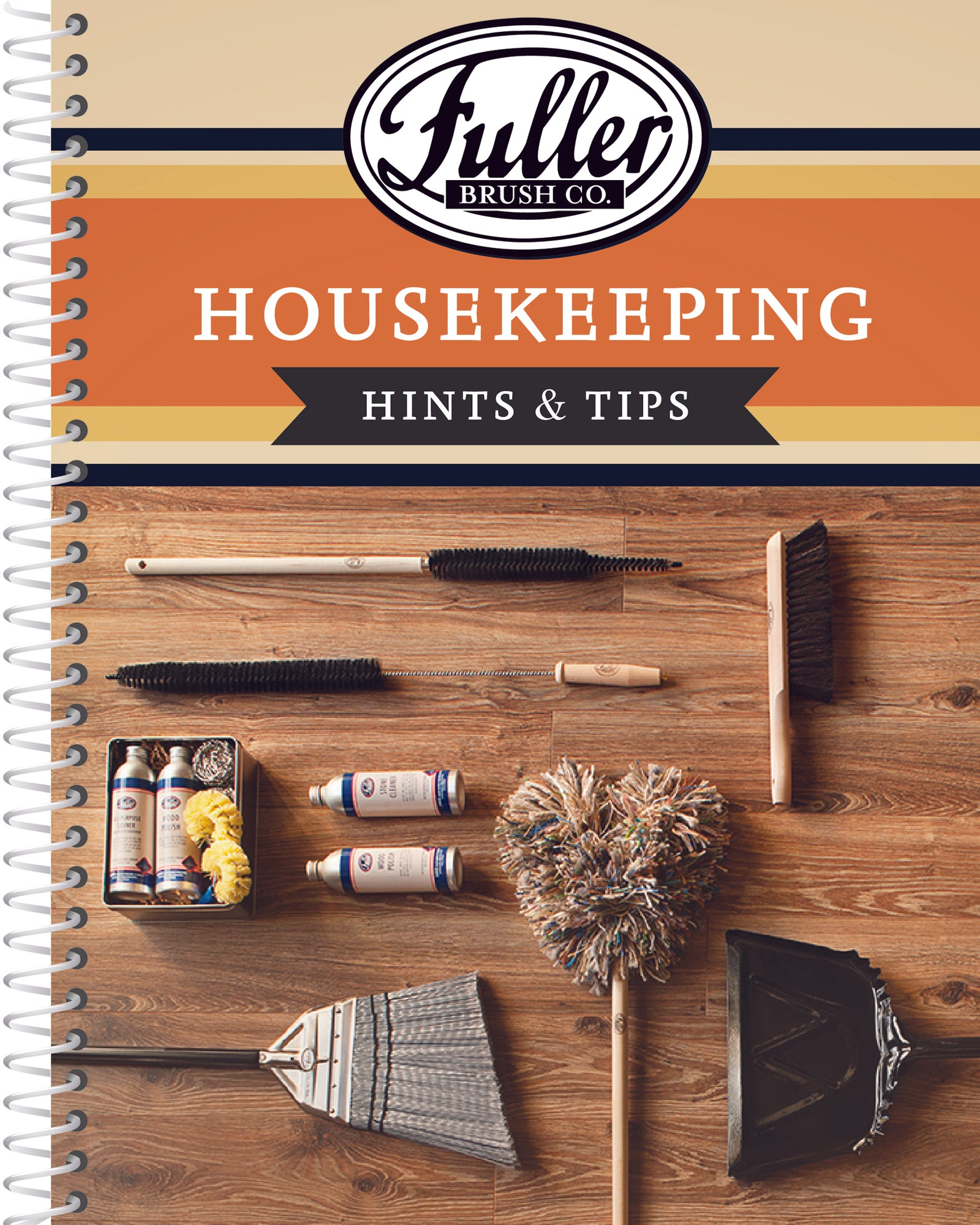 Housekeeping Book - Hints & Tips