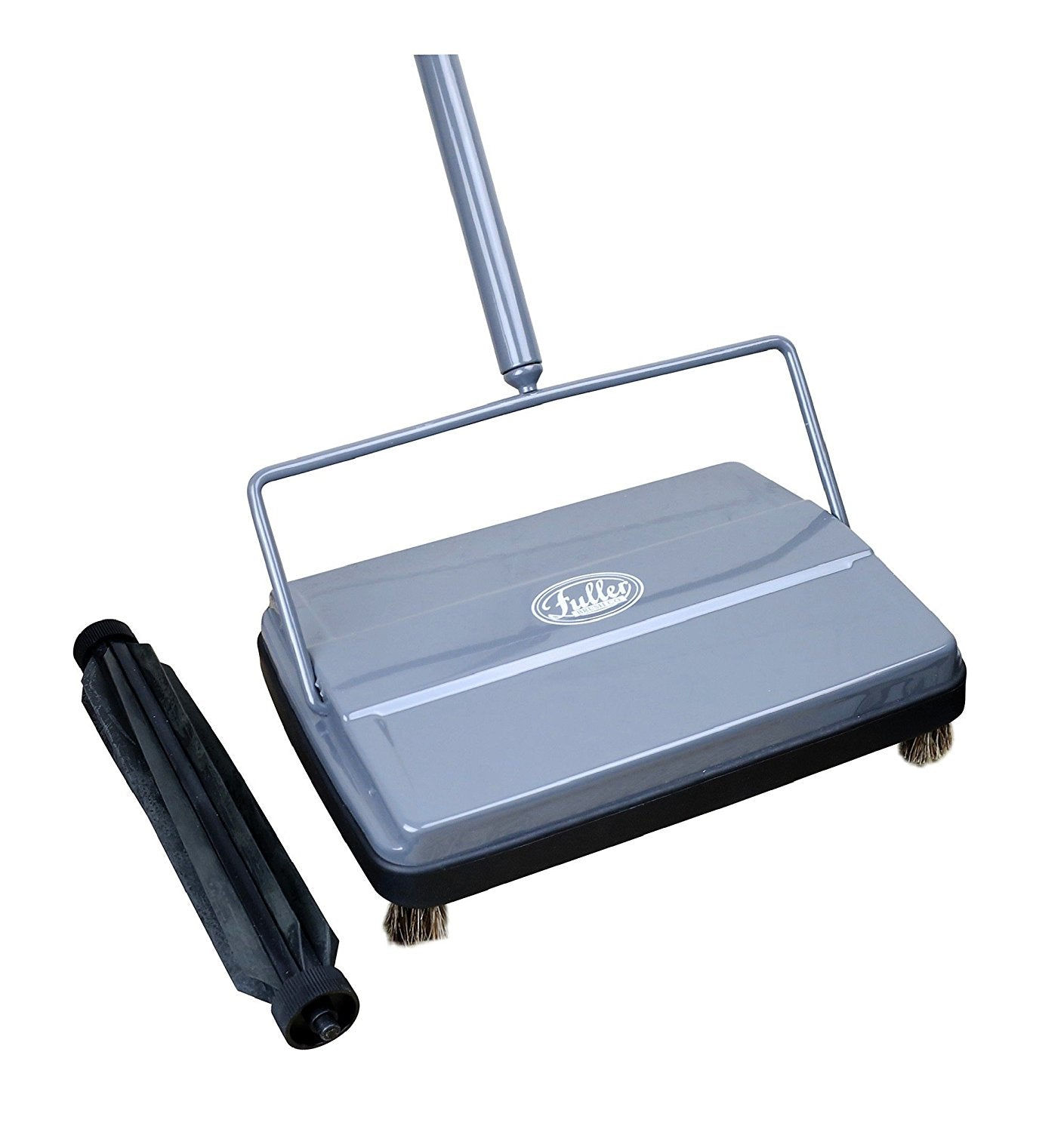 Electrostatic Carpet & Floor Sweeper - Extra Vinyl Blade - Gray