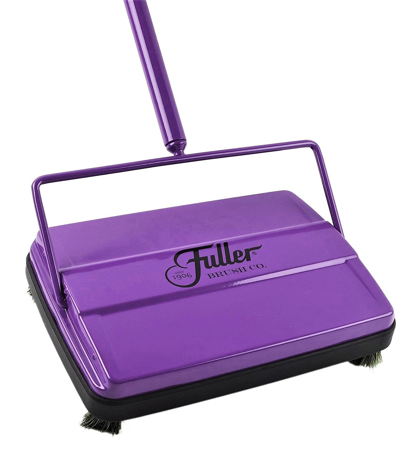 Fuller Brush 17032 Purple Carpet and Floor Sweeper