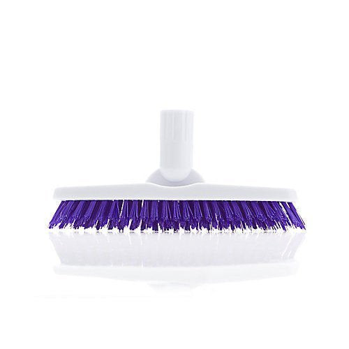 Tile Grout E-Z Scrubber Head Only - Lightweight Multipurpose Surface Scrubber
