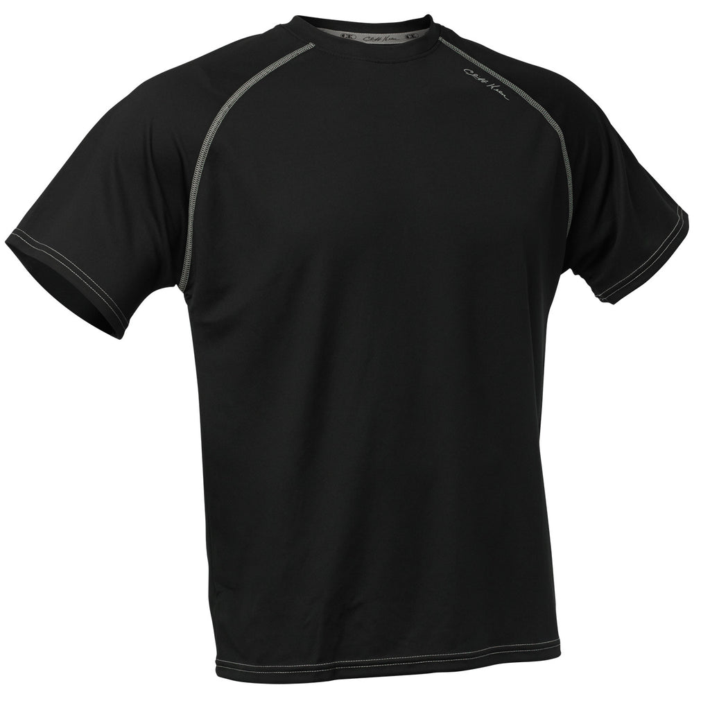 Cliff Keen Short Sleeve Loose Gear YS / Black, Shirt - Cliff Keen, Double Leg Ninja - 2