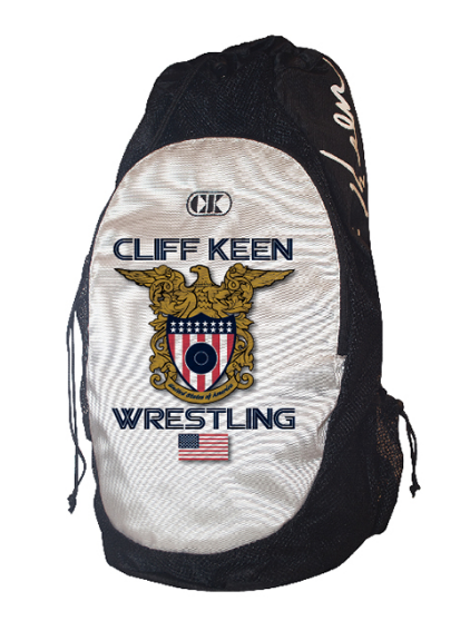 Cliff Keen Eagle Backpack , CK Branded - Cliff Keen, Double Leg Ninja