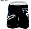 Tuscarora Wrestling - Cliff Keen Fully Sublimated Board Short