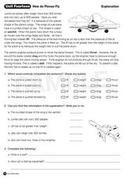 Grade 3 English Books Worksheet Image- Time For Better English