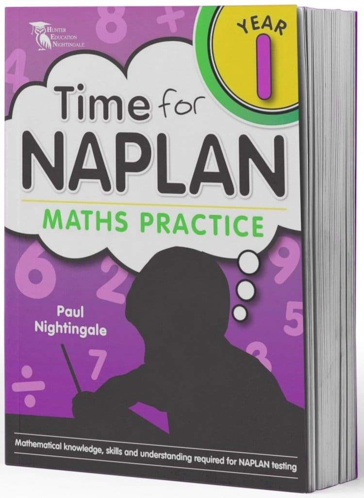 Prep Maths Packs - Image showing the contents of our Kindy Maths Book Packs