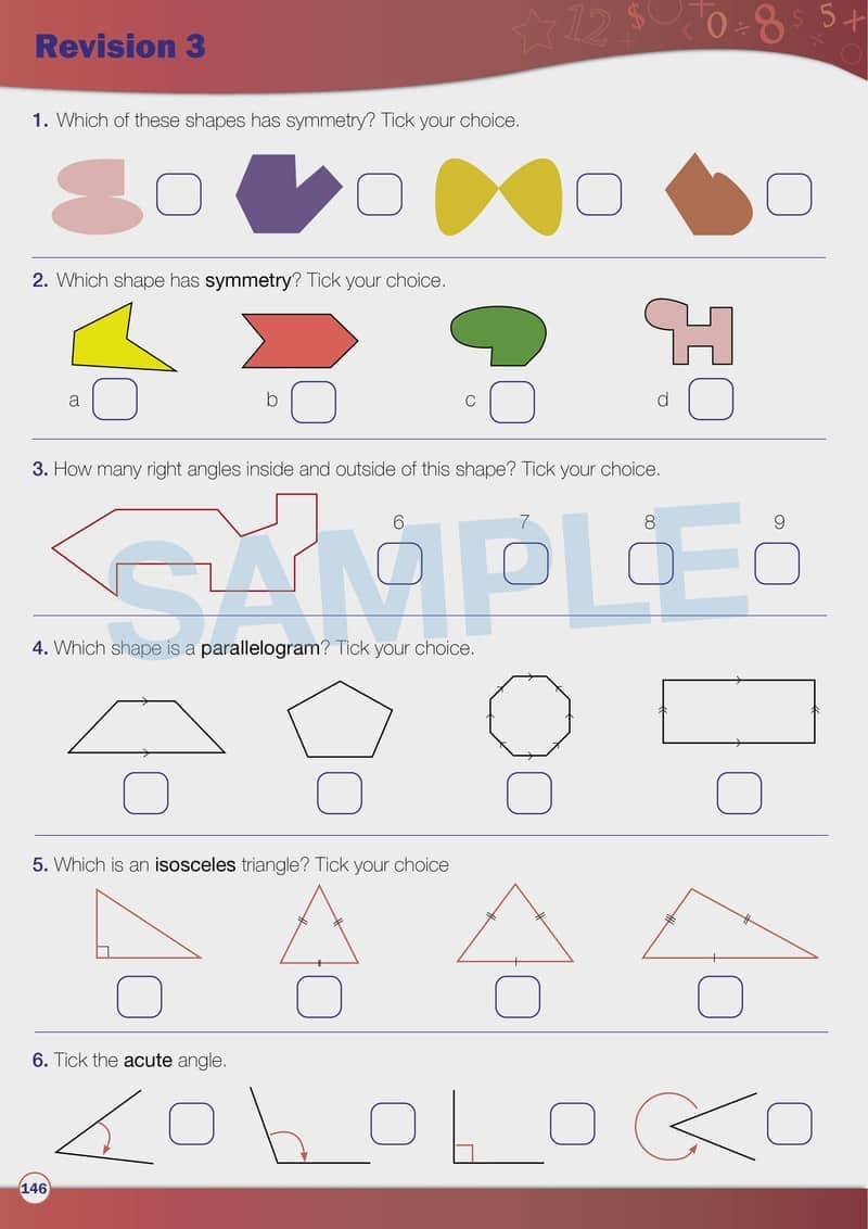 Year 4 Maths Books Worksheet Image- Time For New Maths