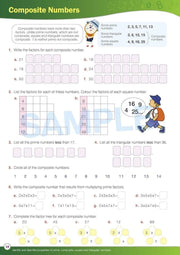 Year 6 Maths Books Worksheet Image- Time For New Maths