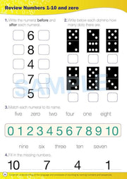 Prep Maths Books - Time For New Maths Worksheet Images
